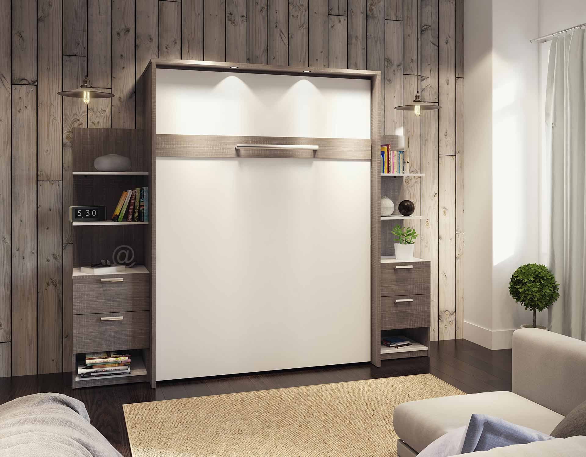 Murphy Bed Desk Combo Costco - Living Room Sets Sectionals Check ...