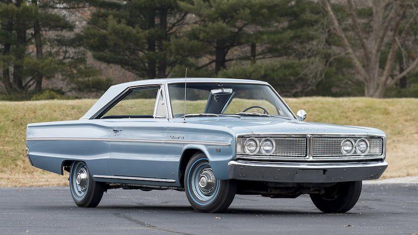 1966 Dodge Hemi Coronet 440 T251 Indy 2019 Dodge