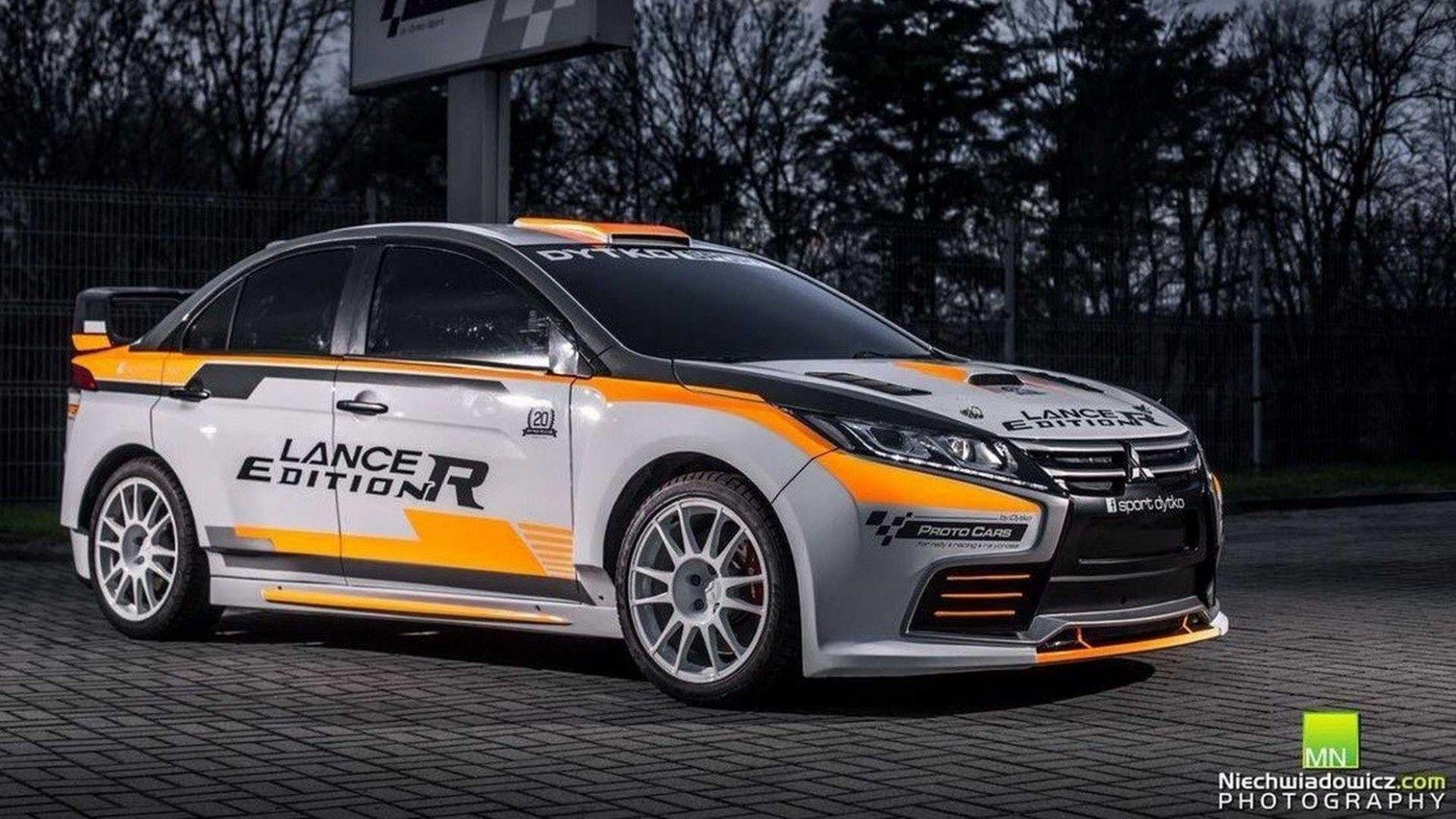2021 Mitsubishi Lancer Rumors