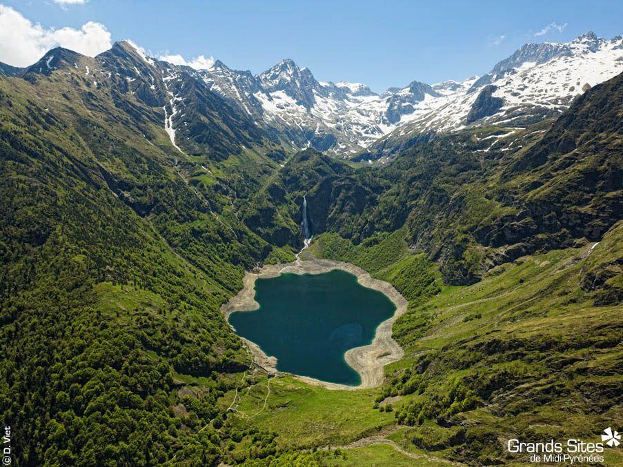De 10 mooiste bergmeren van Frankrijk Paysages Pyrénées, Midi - Residence Vacances Ardeche Avec Piscine