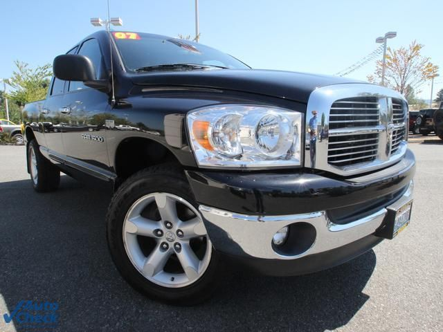 2007 Dodge Ram 1500 Big Horn Monroe Wa Dodge Ram 1500 Cool Cars