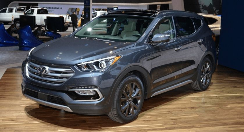 2020 Santa Fe Sports Concept and Performance Autos, Ver