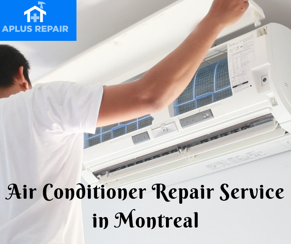Air Conditioner Repair and Installation Montreal Air