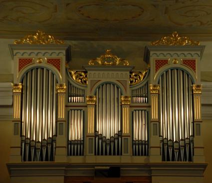 Sieghartskirchen, St. Margaretha – Organ index, die freie Orgeldatenbank