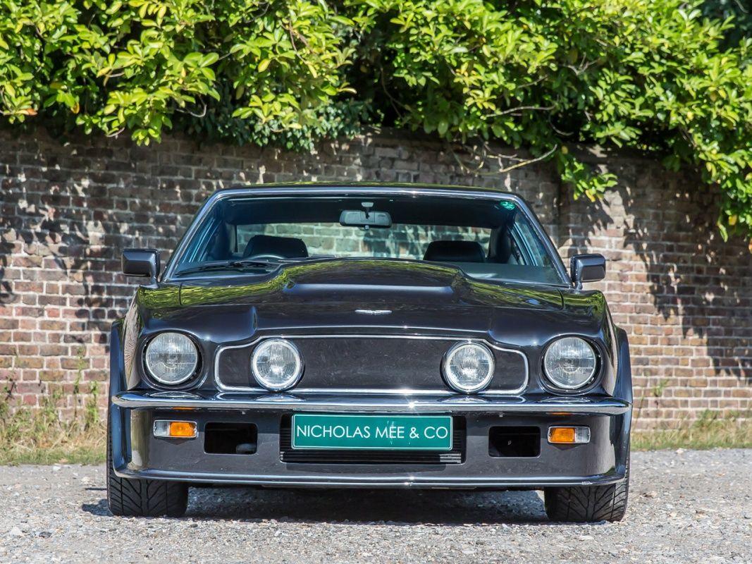 1989 Aston Martin V8 Vantage X Pack Classic Driver Market
