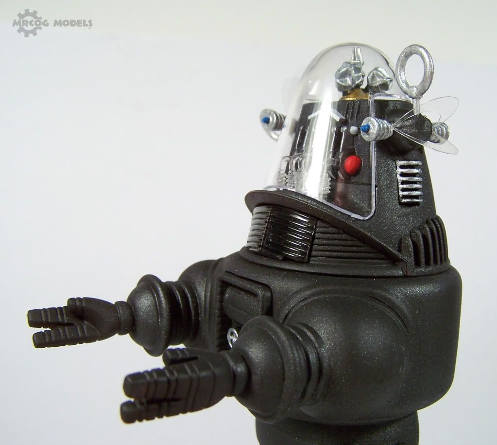 Robby The Robot photo by mrcog_photos