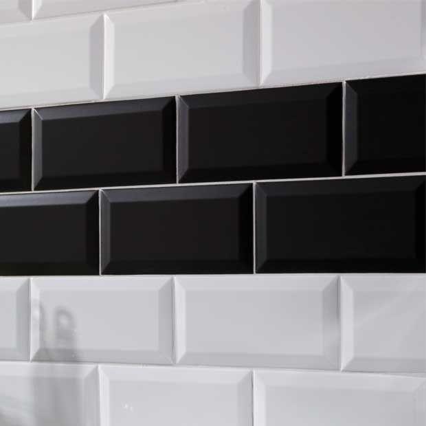 Carrelage murs Kimberley - Pour cuisine - Lapeyre Art Deco - carrelage mur cuisine moderne