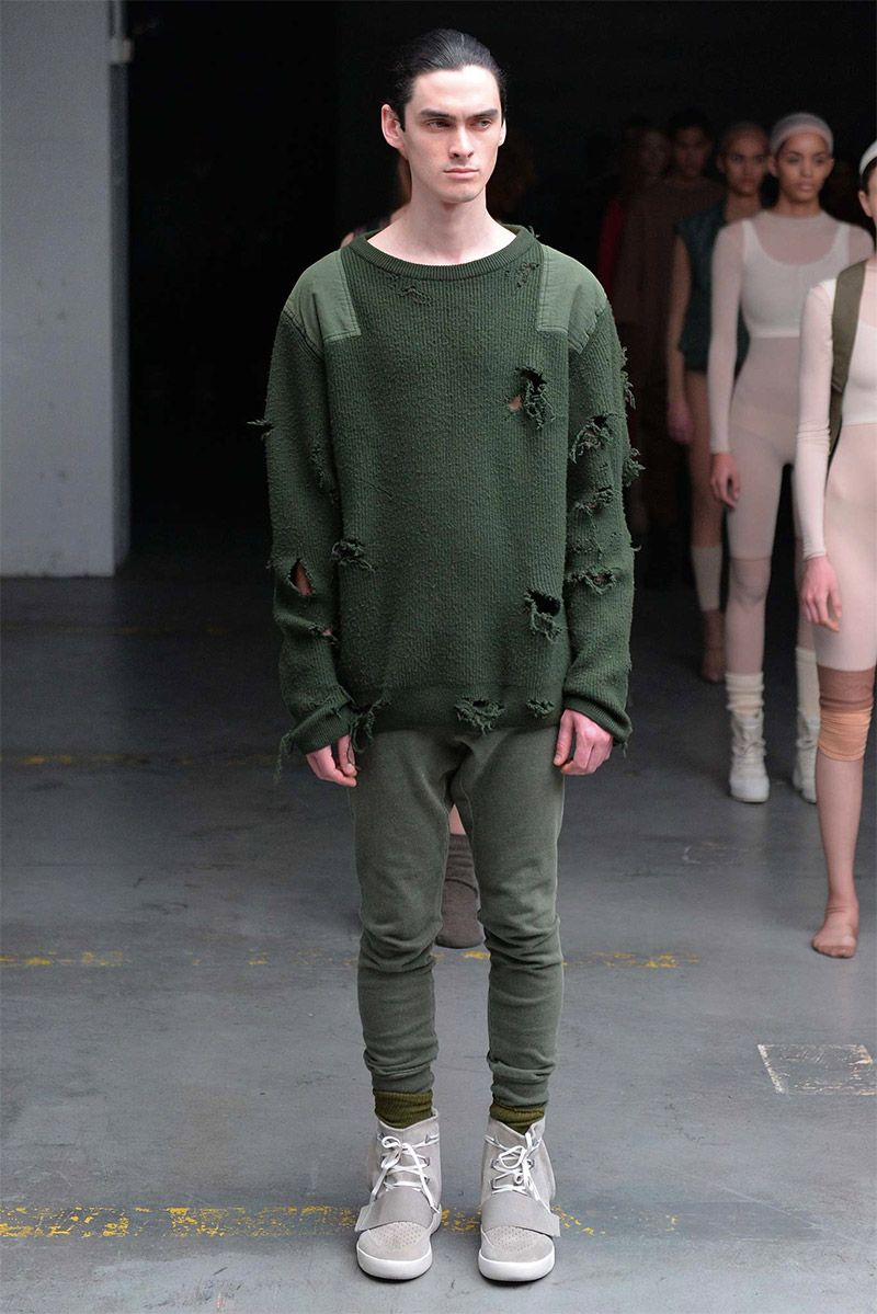 Kanye West x adidas Originals YEEZY SEASON 1 | Wardrobe