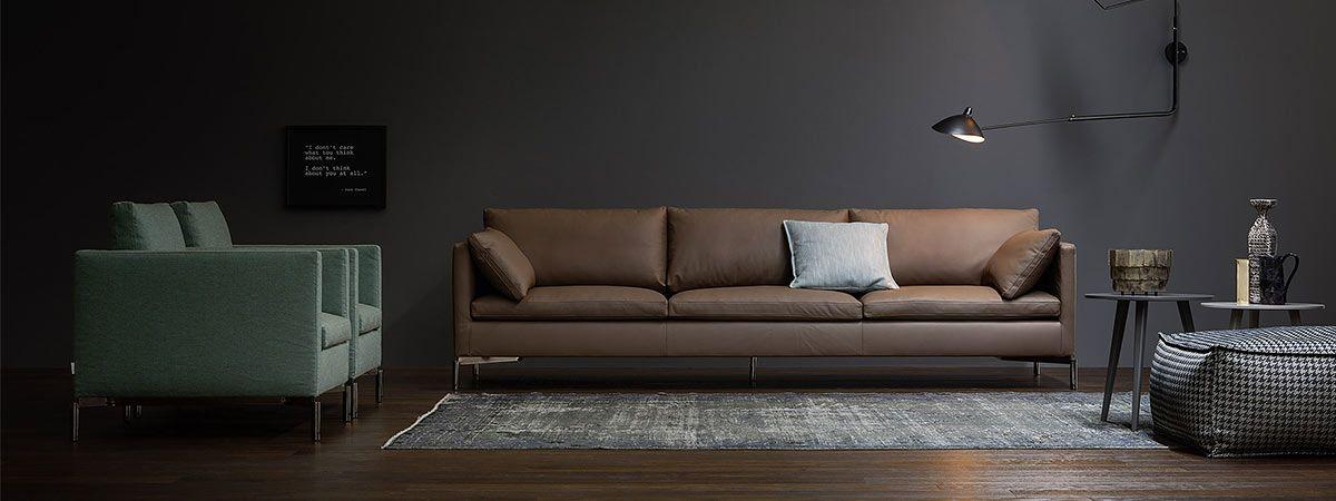 sofas richtig im wohnzimmer platzieren | sofas