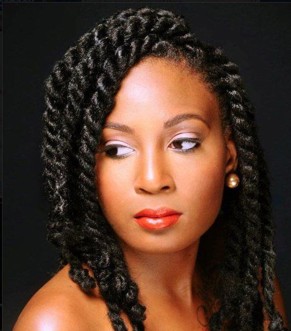 6 Passion Twist Crochet/Braiding Hair With Good Reviews. Plus 3 Ways To Install (Video Tutorial ...