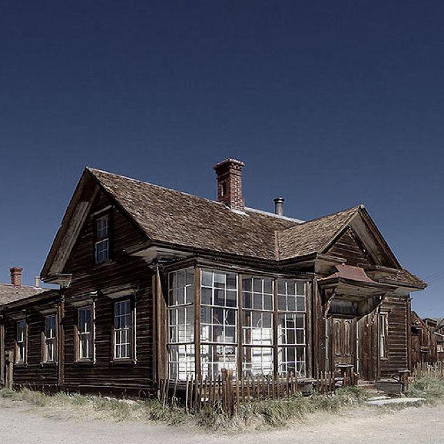 Bodie, California ~ Abandoned