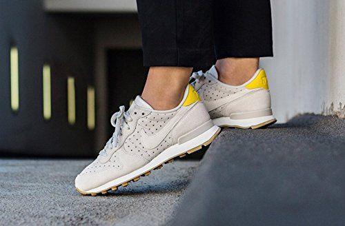 newest f22f8 d8473 Nike Calzado Deportivo Para Mujer, Color Beige, Marca, Modelo Calzado  Deportivo Para Mujer