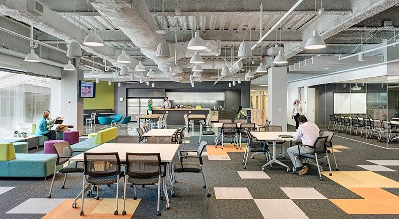 Beautiful Open Office Light Contemporary - Joshkrajcik.us ...