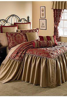 Lovely Home Accents® Regency 8 Piece Luxury Bedspread Ensemble