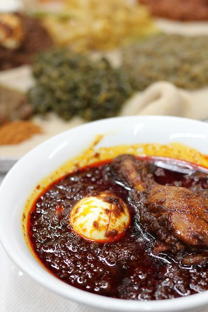 Ethiopian famous restaurant for Authentic ethiopian cuisine