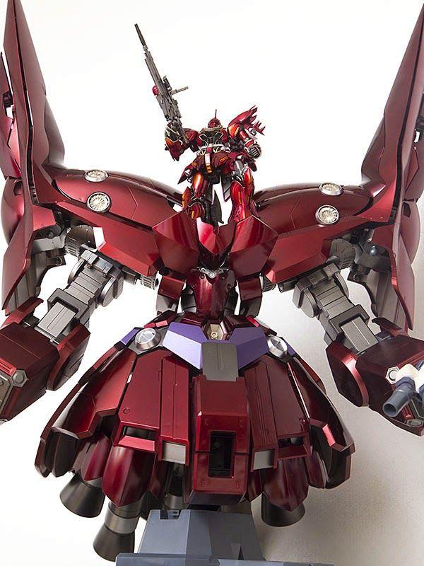 HG Neo Zeon Painted Build | Gundam | Gundam, Gundam model, Mecha anime