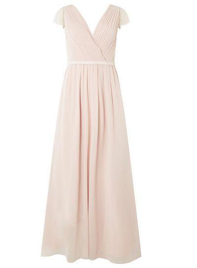 ddec95bedb   Showcase Blush  Athena  Maxi Dress