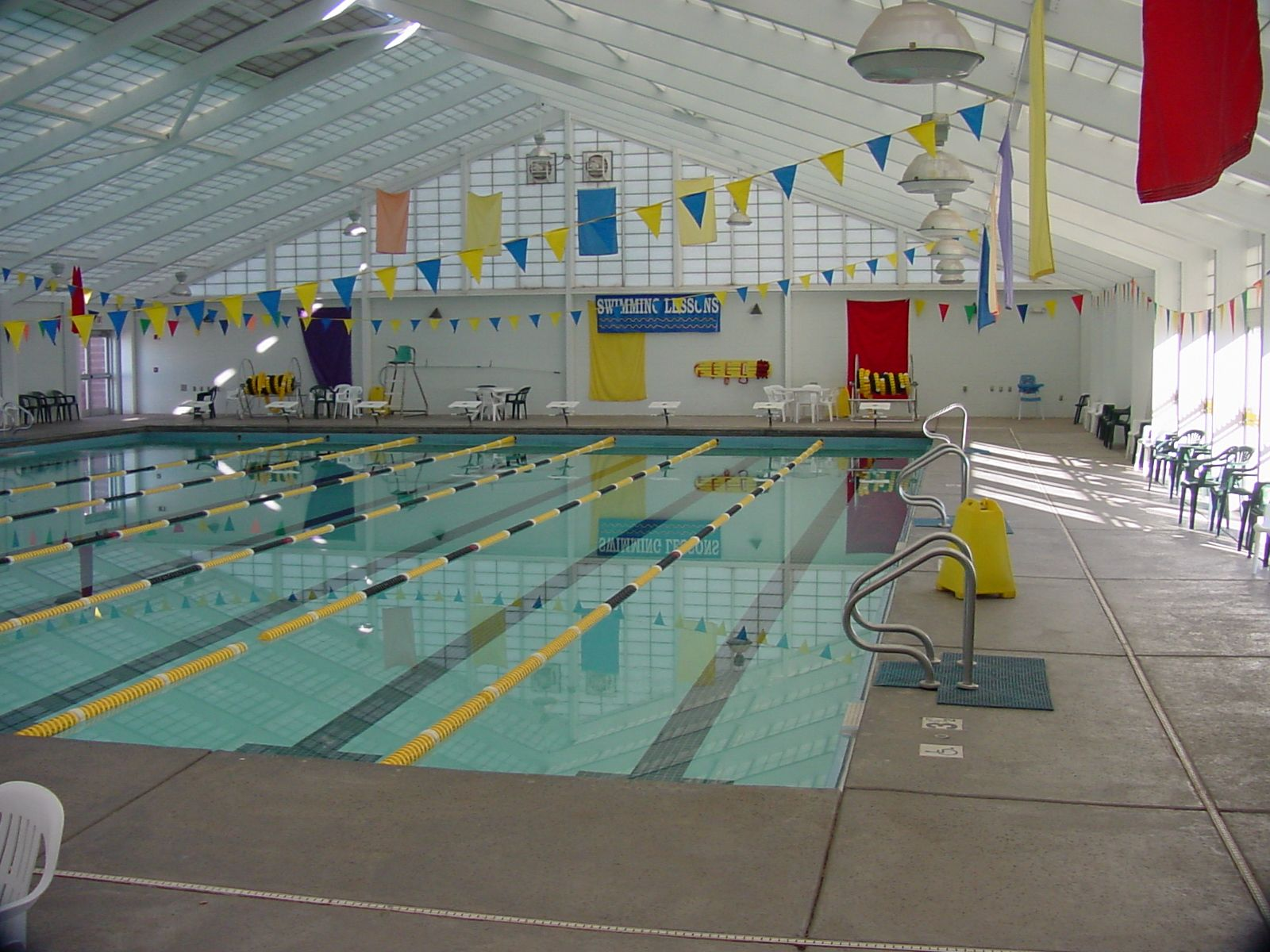 Plano Aquatic Center. Admission Fee $3 (Ages 3 and up). Restrooms ...