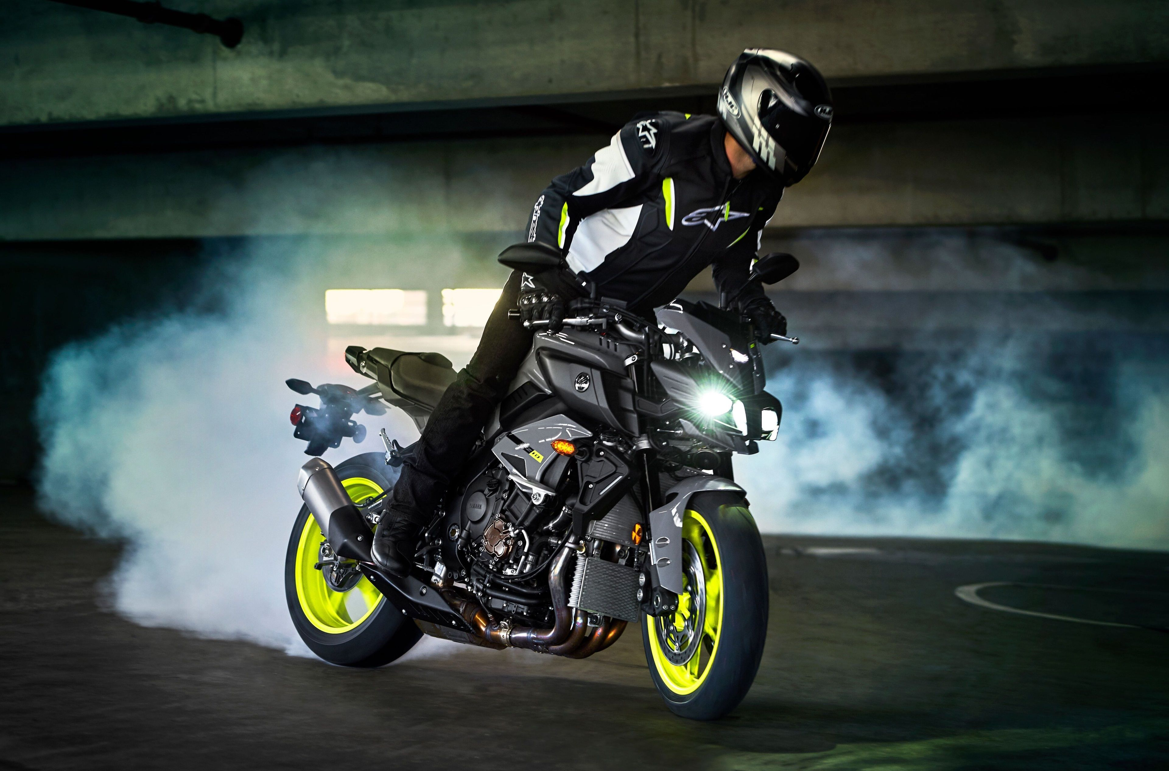 3840x2532 Yamaha Fz 10 4k Best Wallpaper Image Motorcycle
