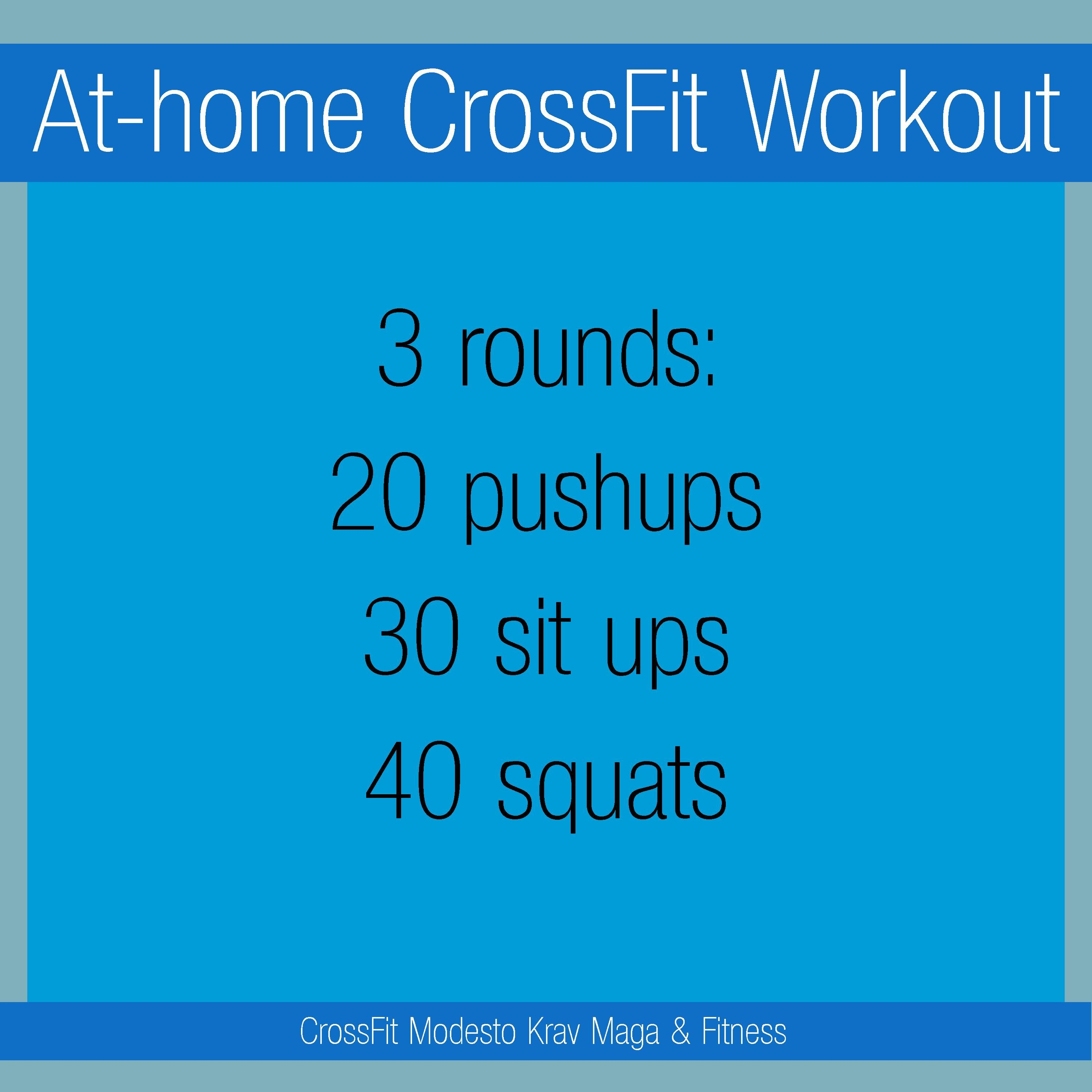 Results Crossfit Workout: At-home Full Body CrossFit Workout, Zero Equipment