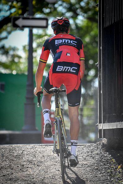 7th Grand Prix Cycliste de Quebec 2016 / Training Greg VAN AVERMAET / Grand Prix…