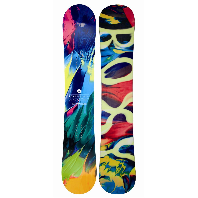 dcae5ad975 Roxy Banana Smoothie EC2 Snowboard - Women s 2013