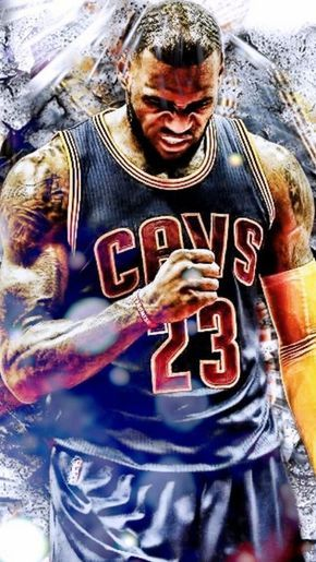 LeBron James Cavaliers iPhone Wallpaper Best iPhone