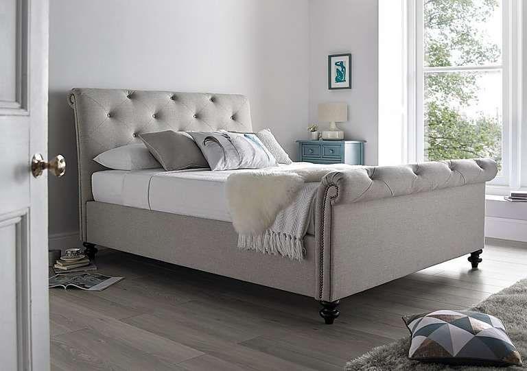 Best Grainger Bed Frame Sale £699 Cheap King Size Bed Frame 400 x 300
