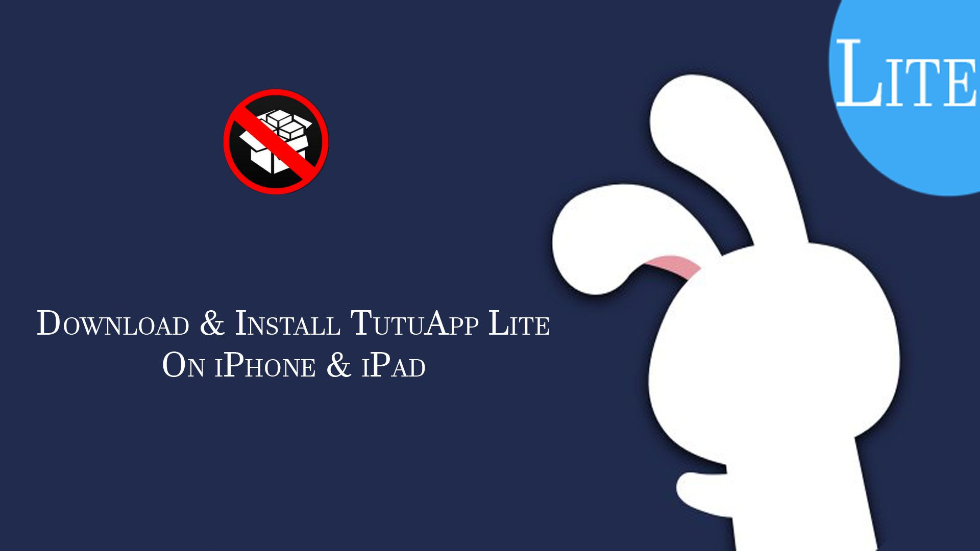 How to download & install TutuApp lite on iPhone/iPad