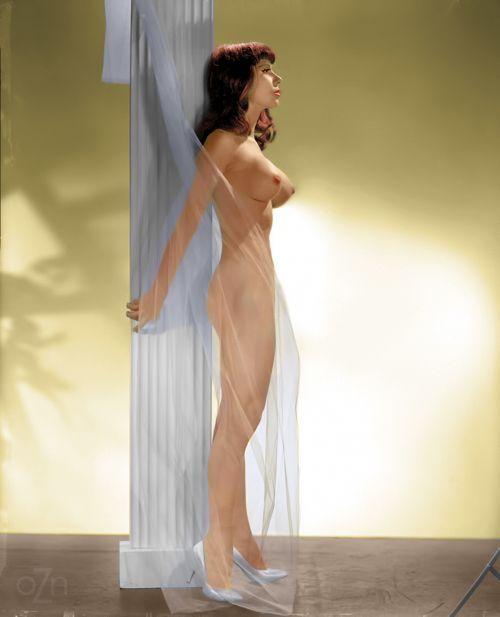 Naked latina pornstar