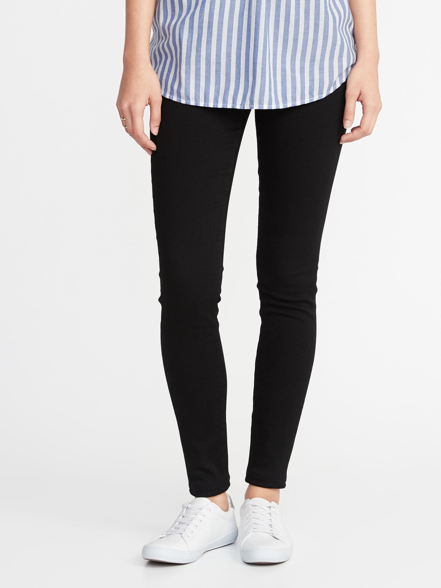 5abd8aa60e7aa Mid-Rise Built-In Warm Rockstar Jeggings for Women | Clothes | Old ...