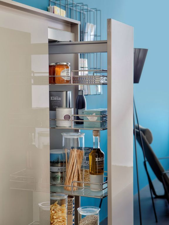 Studio Kitchen, Handleless