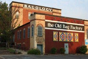 The Old Bag Factory Goshen Indiana