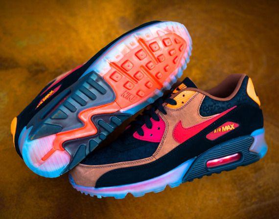 """Nike Air Max 90 ICE QS – """"Halloween"""""""