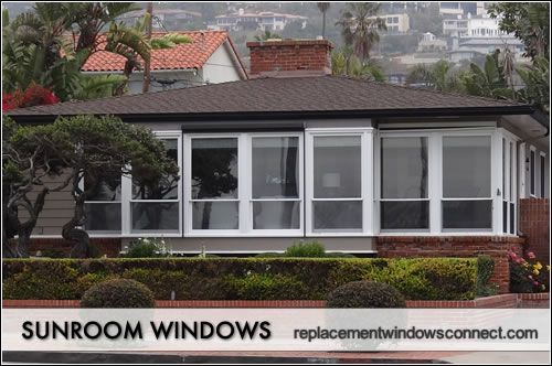 Sunroom Windows Cost (Excluding Installation)