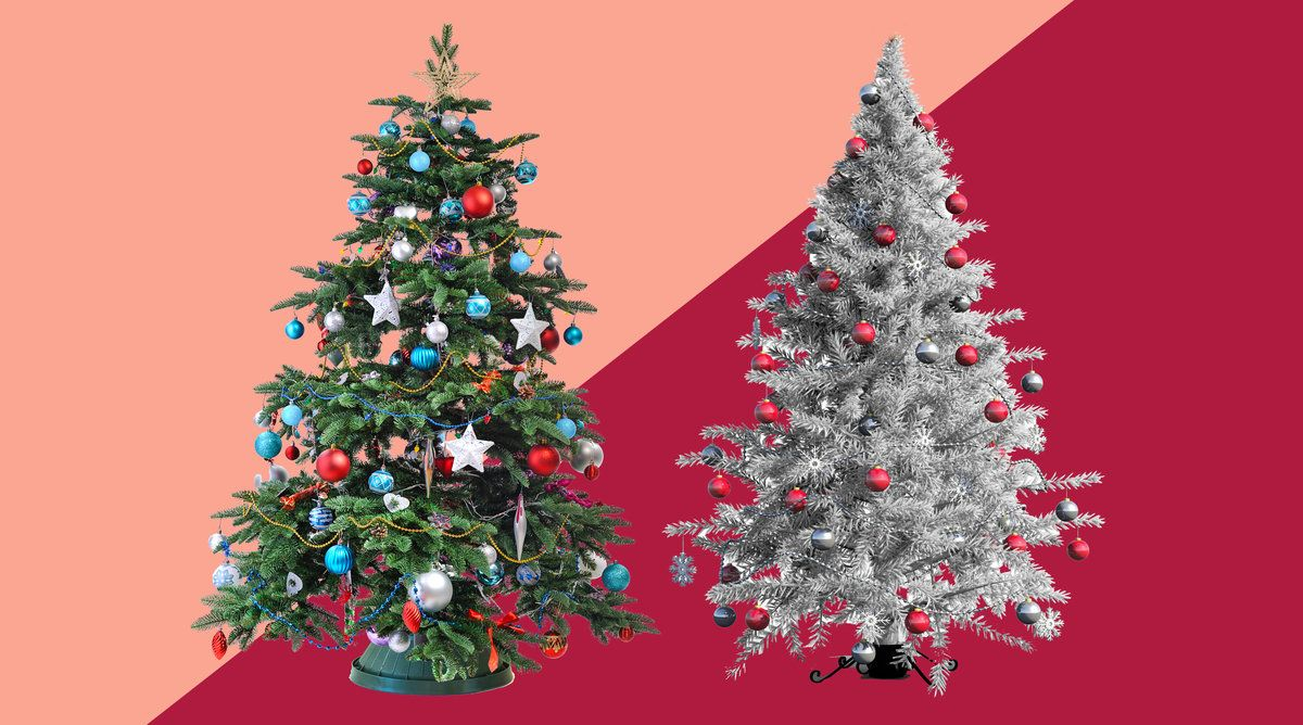 Pros And Cons Of A Real Christmas Tree Vs Artificial Christmas Tree Artificial Christmas Tree Fake Christmas Trees Natural Christmas Tree