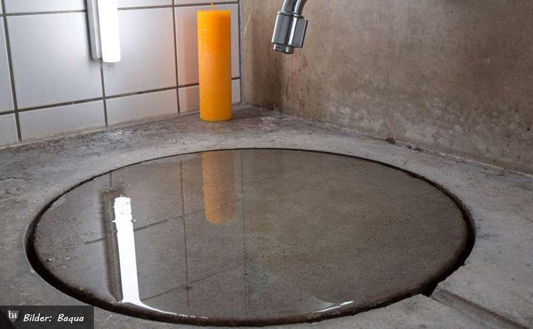 Waschtische Bilder der visuelle anker im badezimmer ist das schwebende waschtisch maas