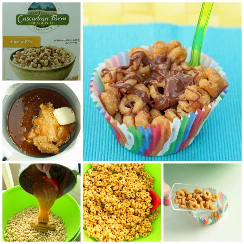 Peanut Butter Party O's | Healthy Ideas for Kids