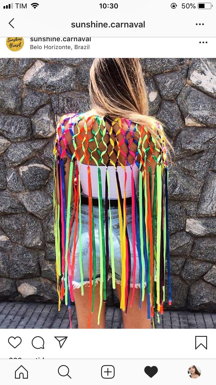 Pin de Lauren Herber em Rave shit em 2019 | Festival ...