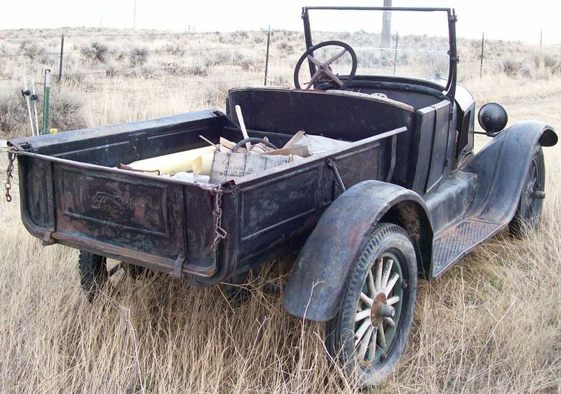 1926 Ford Model T Roadster Pickup Conversion & Model T Trucks Parts | ... this vehicle we do not sell parts ... markmcfarlin.com
