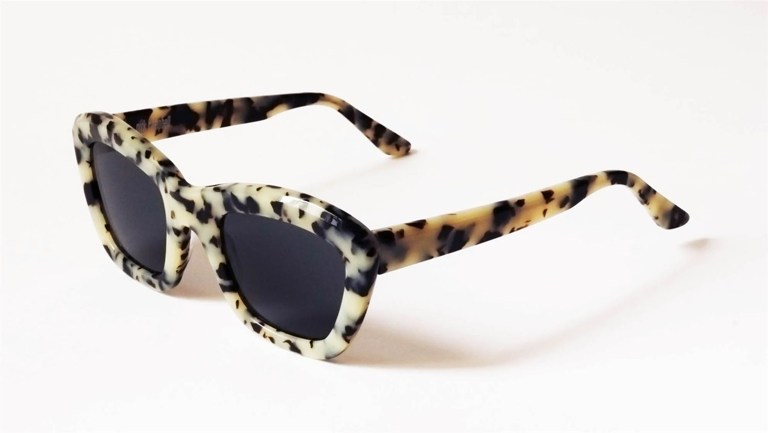 8f0b0202b0 Chloe - Cookies and Cream with Solid Lens - Nick Campbell eyewear ...