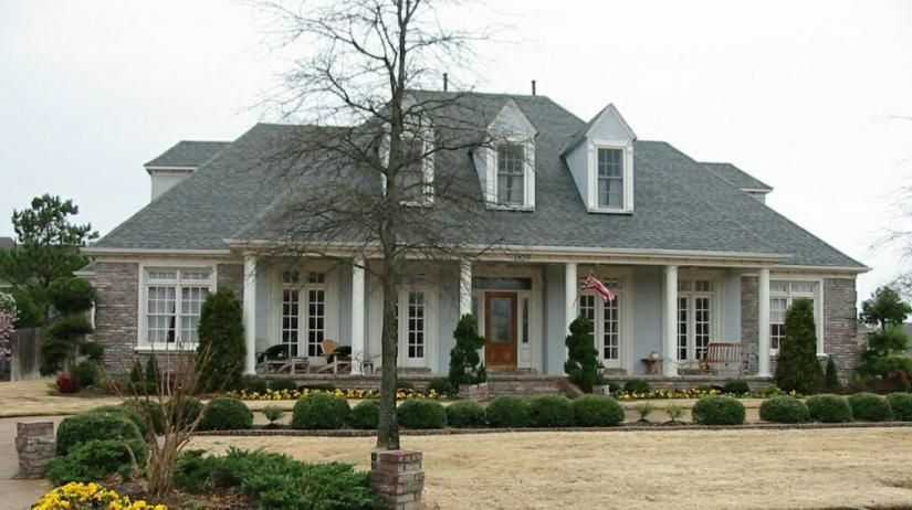 Southern Farmhouse Plans | ... Southern Country Farmhouse Style House Plan  : House Plans Great Pictures