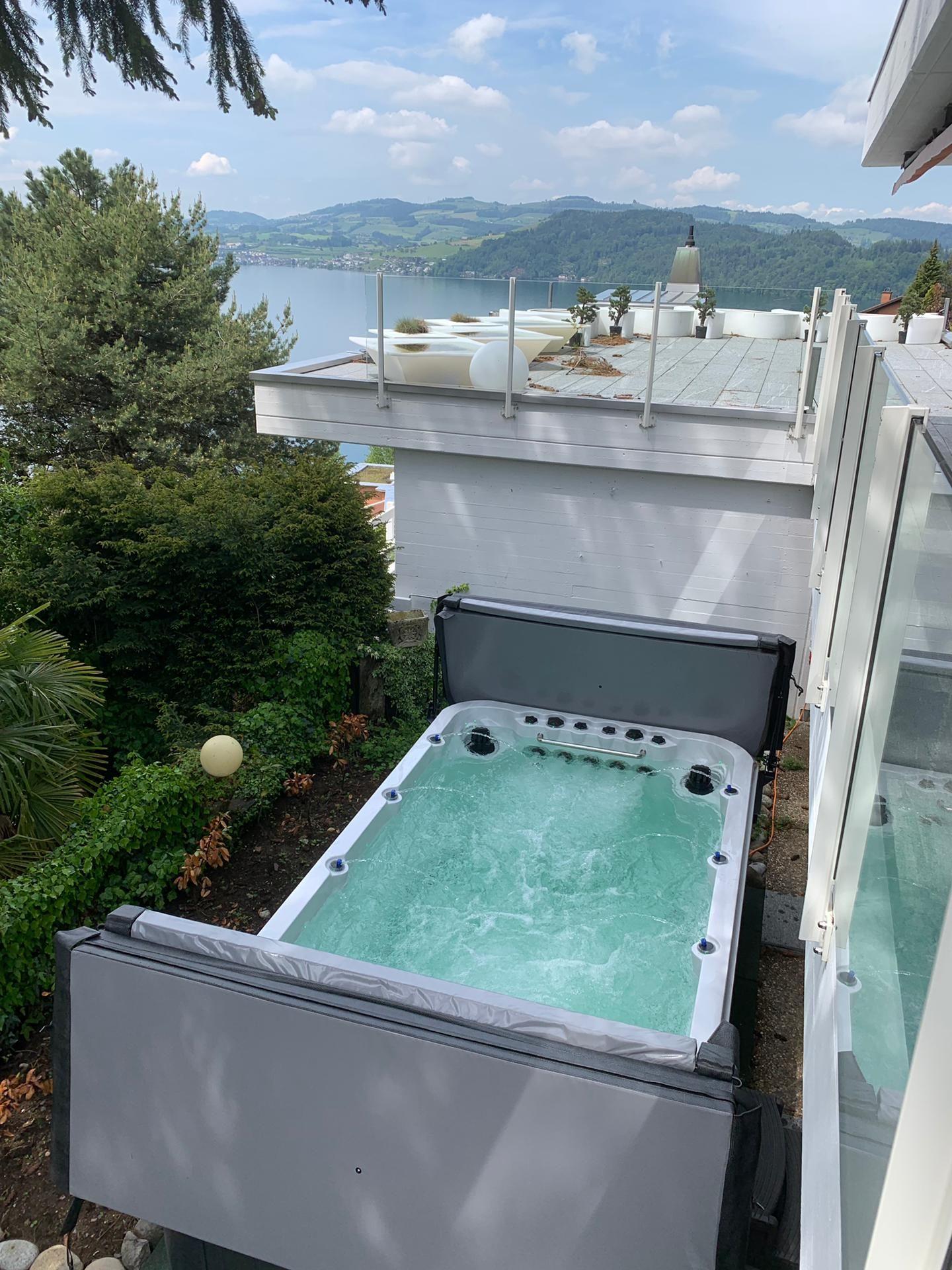 Swim Spa Von Arrigato Whirlpool Kaufen Whirlpool Outdoor