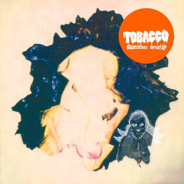 Sweatbox Dynasty Cover Art Vinyl Album White Zombie