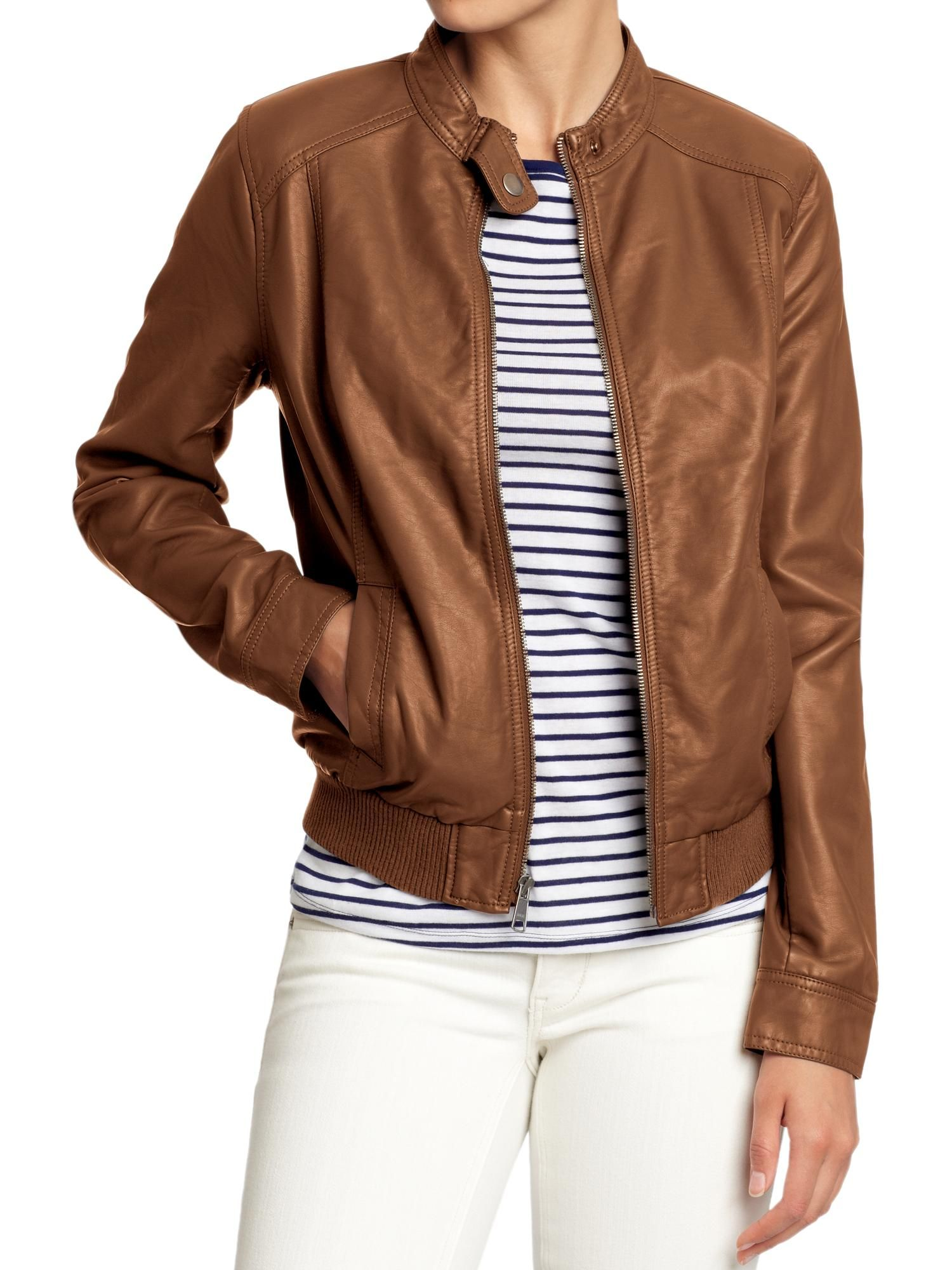 PURCHASED! / Old Navy 50 Womens faux leather moto