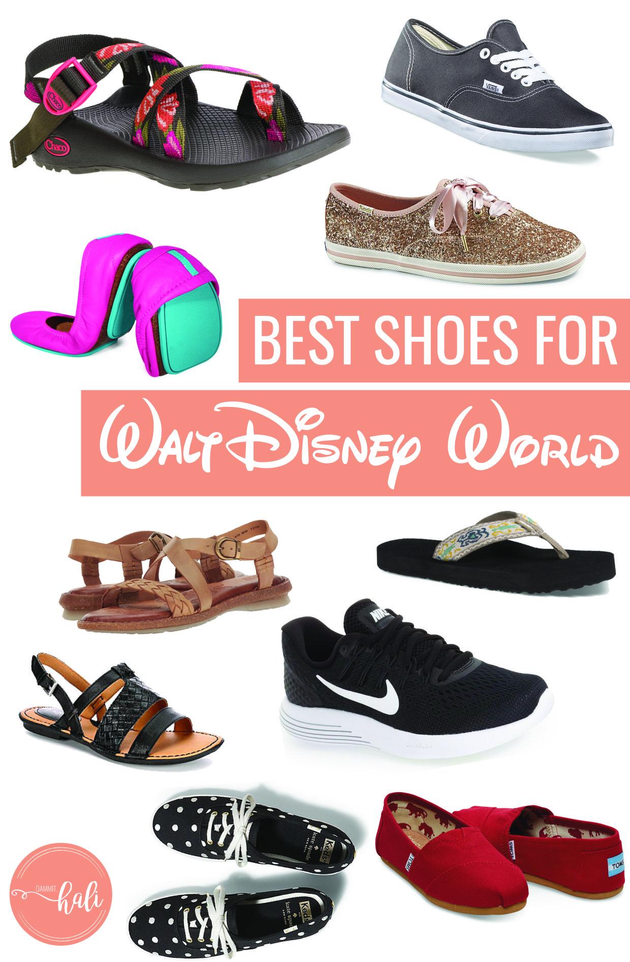 Vans Disney The Shopping List