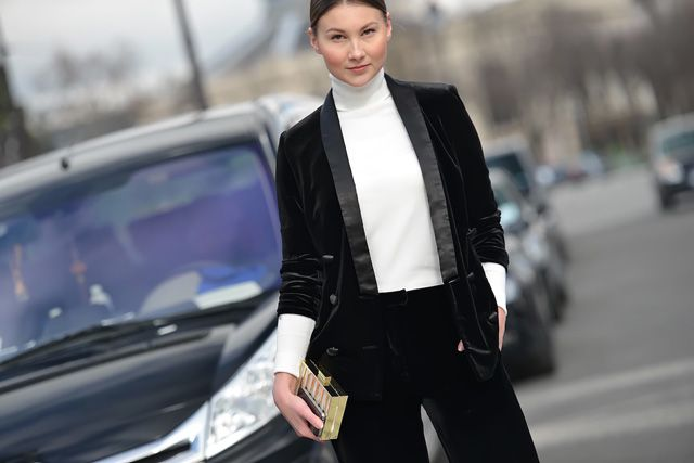 #AngelicaArdasheva looking tres tres chic. Paris. #AngysTeaRoom