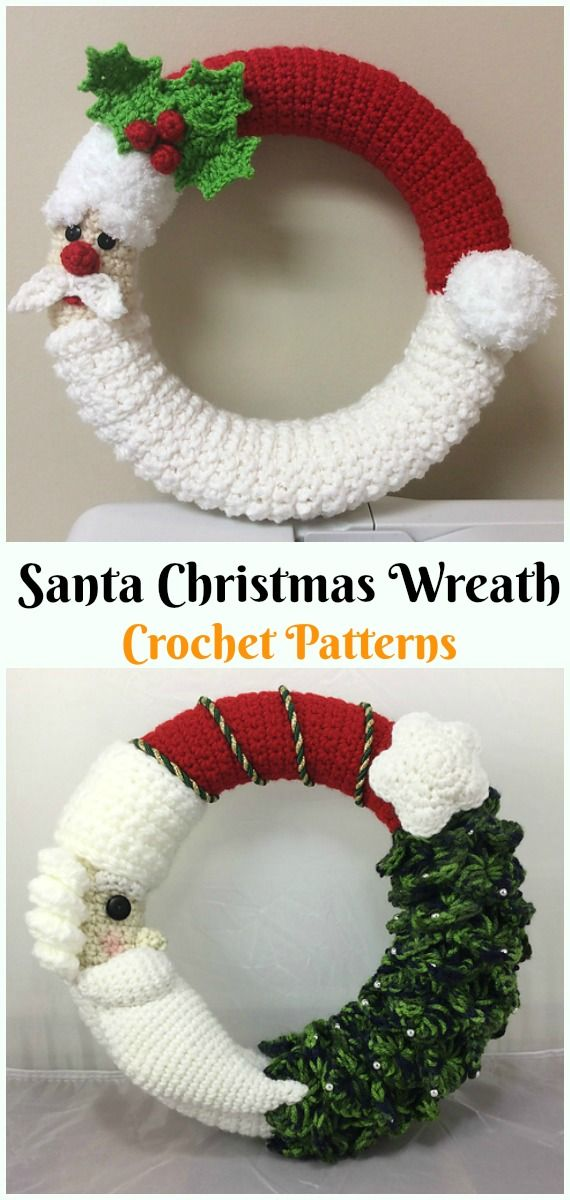 Photo of Crochet Santa Claus Ideas and Projects Free Pattern