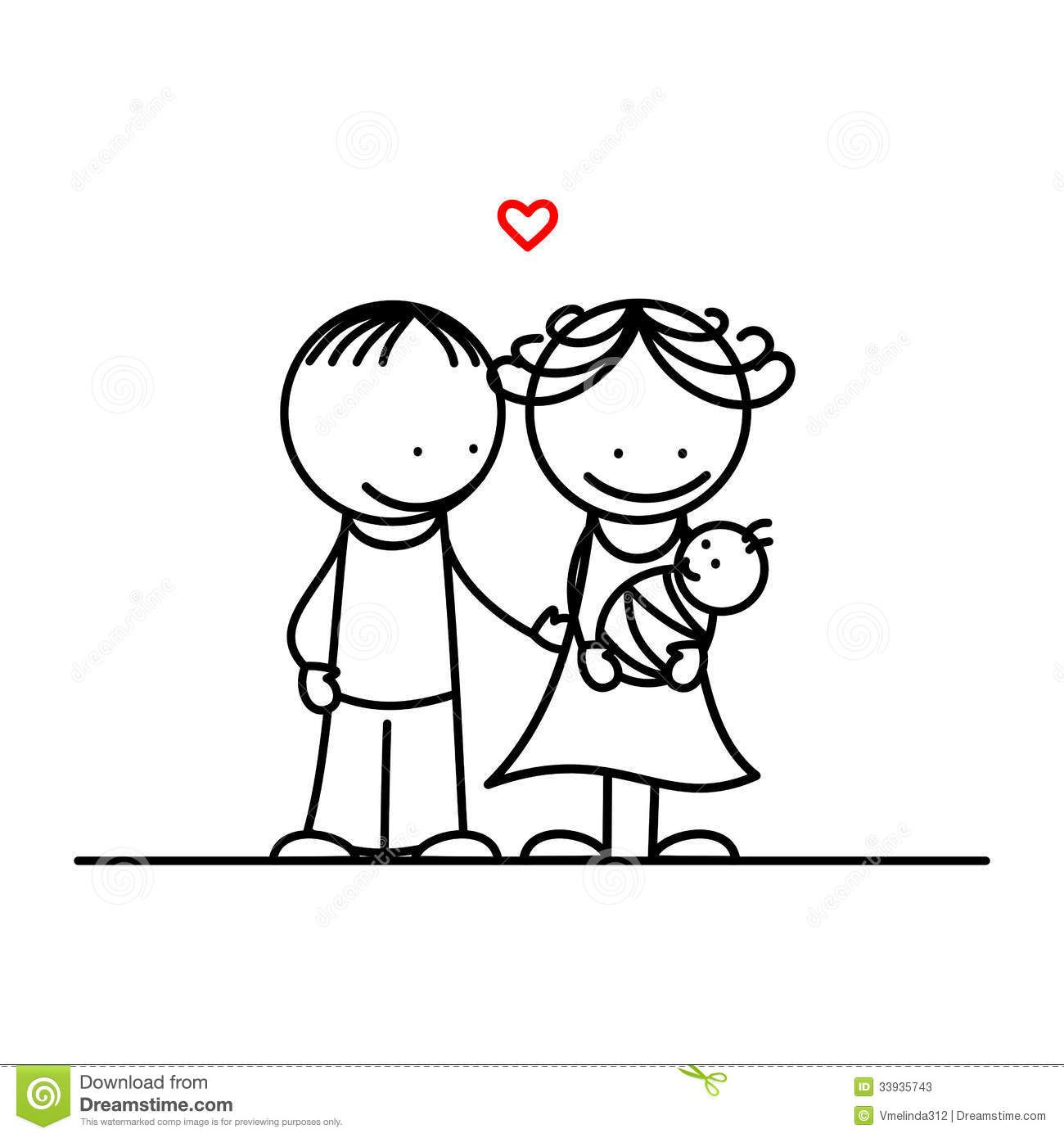 mom dad and baby silhouette - Google Search | Arts/Crafts ...