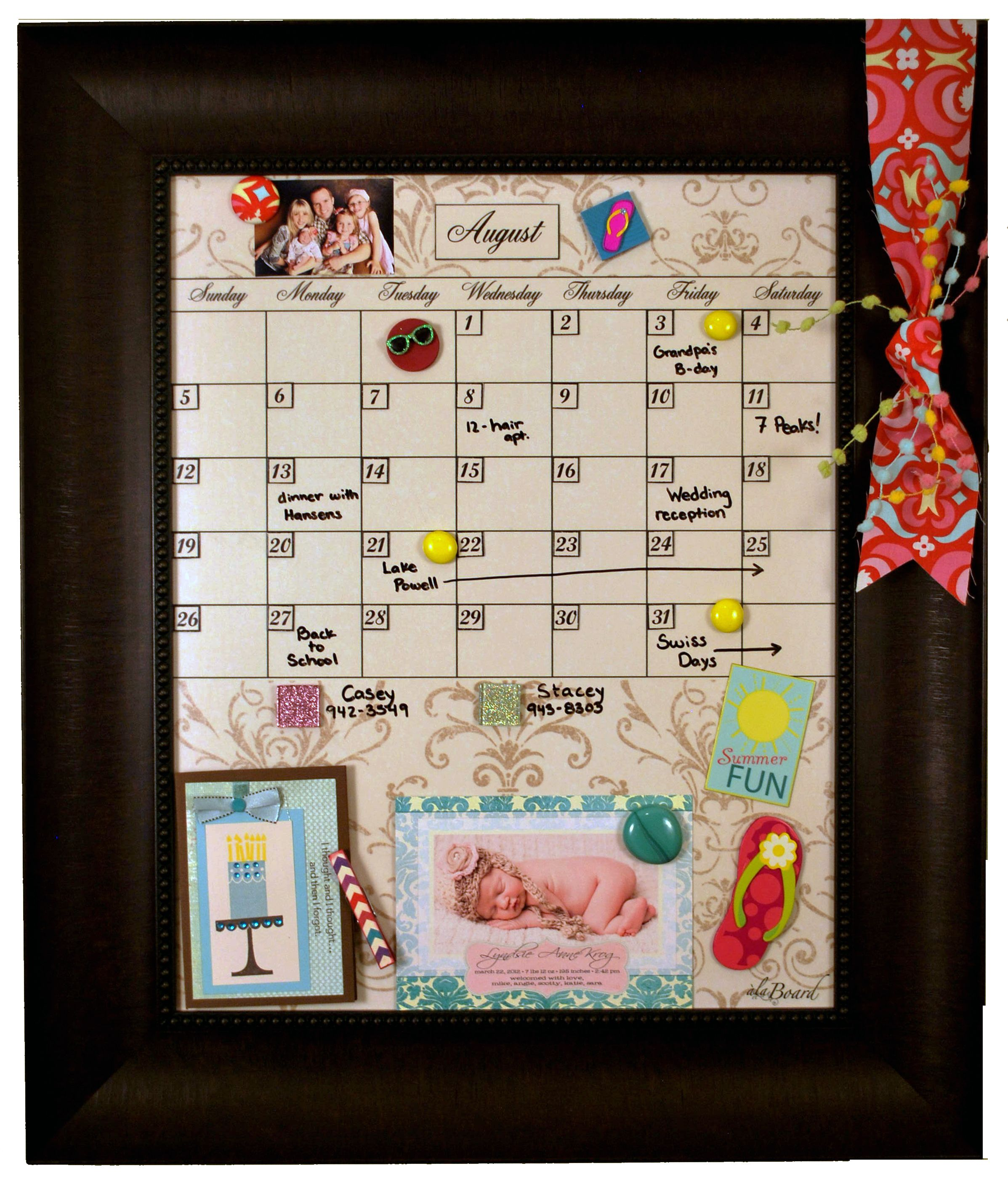 Pin By Ala Board On Decorative Calendar Boards Dry Erase